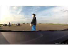 Pedestrian Autonomous Emergency Braking