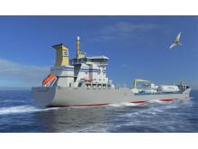 Preem och Terntank i samarbete om tankfartyg som drivs med LNG