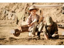 Arkæologiskole.Kredit Shutterstock
