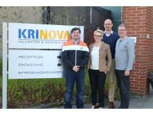 Från Kristianstad till Mexiko – Krinovas modell på export