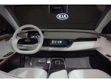 Kia Niro EV Concept interior