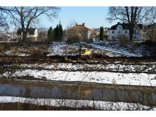 Renovering Göta kanal