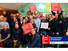 Väsbyhem är en av Sveriges Bästa Arbetsplatser 2019