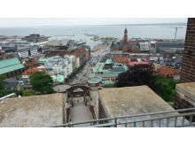 Kärnan Castle Tower - Ramblers Cruise & Walk Swedish Waterways