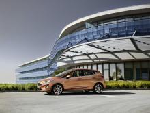 Den nye Ford Fiesta