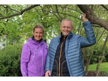 Solfrid Flateby, Kronprinsparets Fond og Steinar Olsen, Stormberg