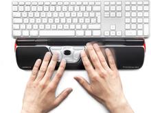 Används med båda händerna för en hälsosam variation.