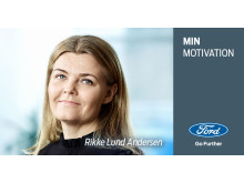 Min motivation: Rikke Lund Andersen