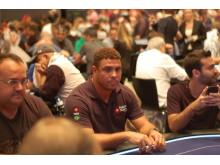 Ronaldo spelar poker på EPT i Barcelona