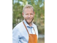 Henrik Isaksson, kock och grundare