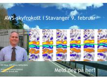 Stavanger skydagillustrasjon
