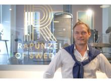 Tobias Mattsson, vd Rapunzel of Sweden