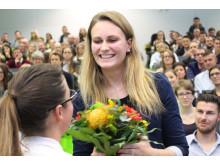 Absolventinnen und Absolventen des Akademischen Jahres 2015/2016 der Technischen Hochschule Wildau feierlich verabschiedet