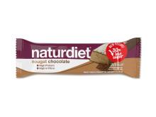 Naturdiet nougat chocolate