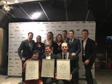 Nordic Choice Hotels stakk av med hele tre priser under Grand Travel Award 2017.
