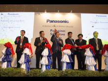 Panasonic Solutions Expo Cambodia Opening Ceremony