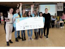 Smedingeskolan vinnare av Next Up Väst 2015