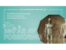 Göran Söllscher och Sverker Sörlin till vårens premiär av föreläsningsserien 350 år av forskning