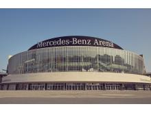 Mercedes Benz Arena i Berlin