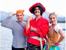 Piraten-Musical Captain Silberzahn - zu Gast im PLAYMOBIL-FunPark