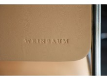Weinbaums - Bürostuhl - Gravur