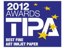 TIPA Awards 2012 Ilford Galerie Prestige