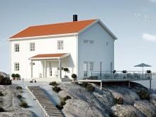 SmålandsVillans husmodell Villa Huskvarna