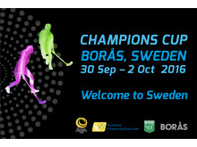 Champions Cup Borås 2016
