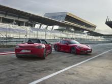 Porsche 718 GTS models