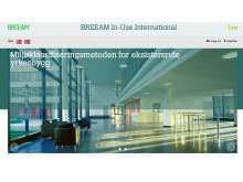 BREEAM In-Use Interntional Online