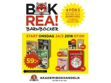 Akademibokhandelns reakatalog (barnböcker)