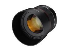 Samyang AF 85_1.4FE_Lens