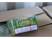 Op Incuse Eastenders tobacco seized by HMRC