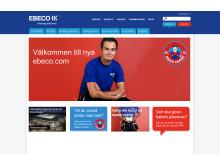 webbplats ebeco proffs