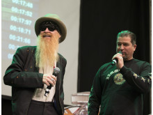 Billy Gibbons och Jimmy Shine