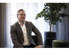 Daniel Svensson, CFO i NetOnNet