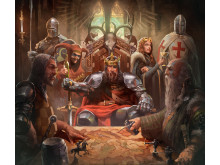 Crusader Kings The Board Game - cover art
