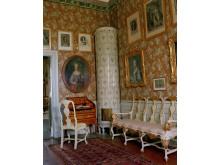Tyresö slott, interiör, foto Peter Segemark, Nordiska museet (2)