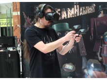 SteamHammerVR at The Marlands
