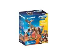 Marla mit Pferd aus PLAYMOBIL: DER FILM (70072)
