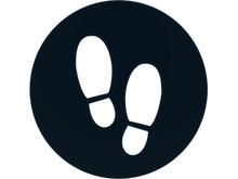 Digitsole Applikasjon teller skrittene dine