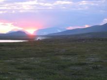 Lavvo i Troms