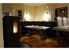 Valsjøhytta - interiør - Rendalen - Hedmark