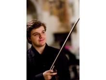 Andrej Power, violinstudent vid Kungl. Musikhögskolan i Stockholm (KMH)