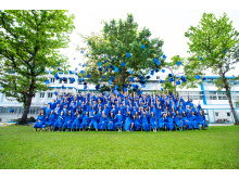 NIST International School's Class of 2016