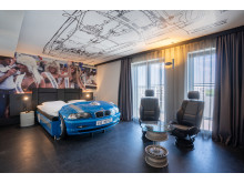 V8 Hotel Cologne@MOTORWORLD, Room BMW