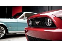 Ny Ford Mustang 2015 - en legende på et halvt århundrede