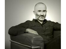 Författare Petrus Dahlin. Fotograf: Leif Hansen
