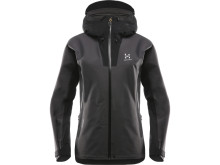 Kabi (K2) Jacket Women Black 1 - Edurne Pasaban Collection