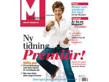 M-magasins första omslag